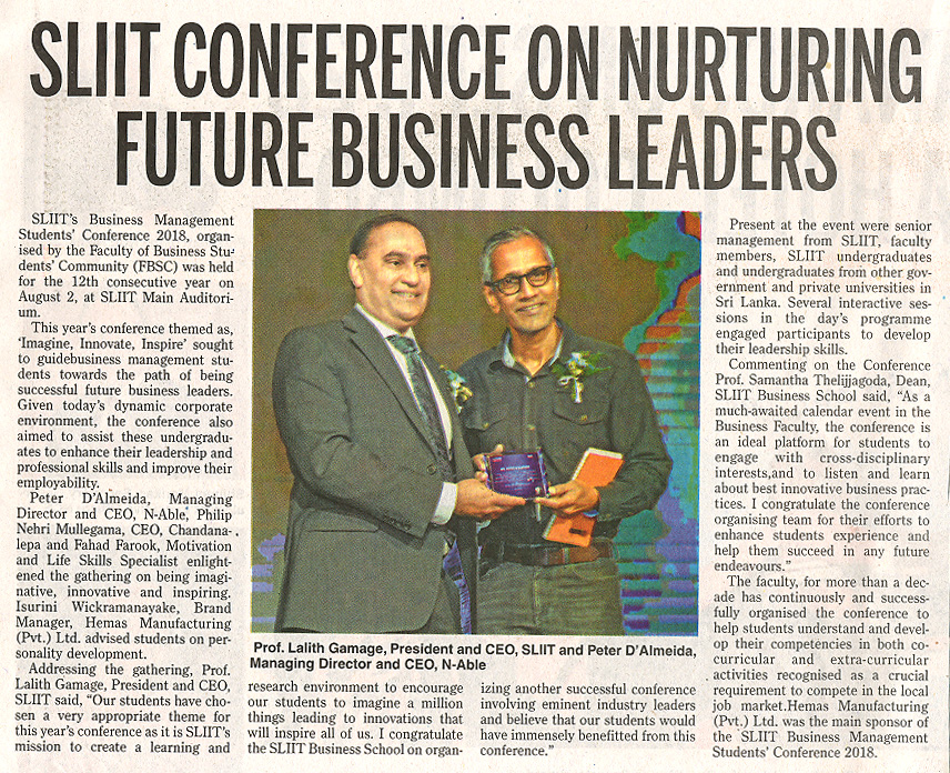 SLIIT-Conference-on-Nurturing-Future-Business-Leaders-Daily-News-15-08-2018