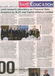 Joint-Research-Laboratory-on-Financial-Data-Analytics-by-SLIIT-and-Capital-Alliance-Limited-Sunday-Virakesari-19.08.2018