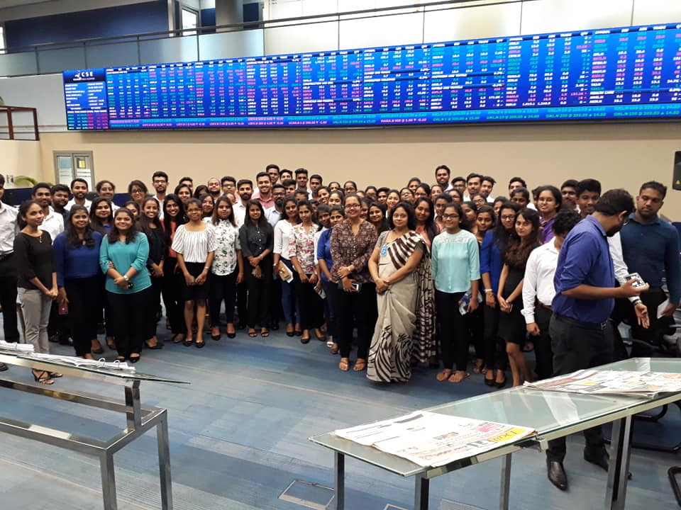 Field-Visit-Colombo-Stock-Exchange-CSE