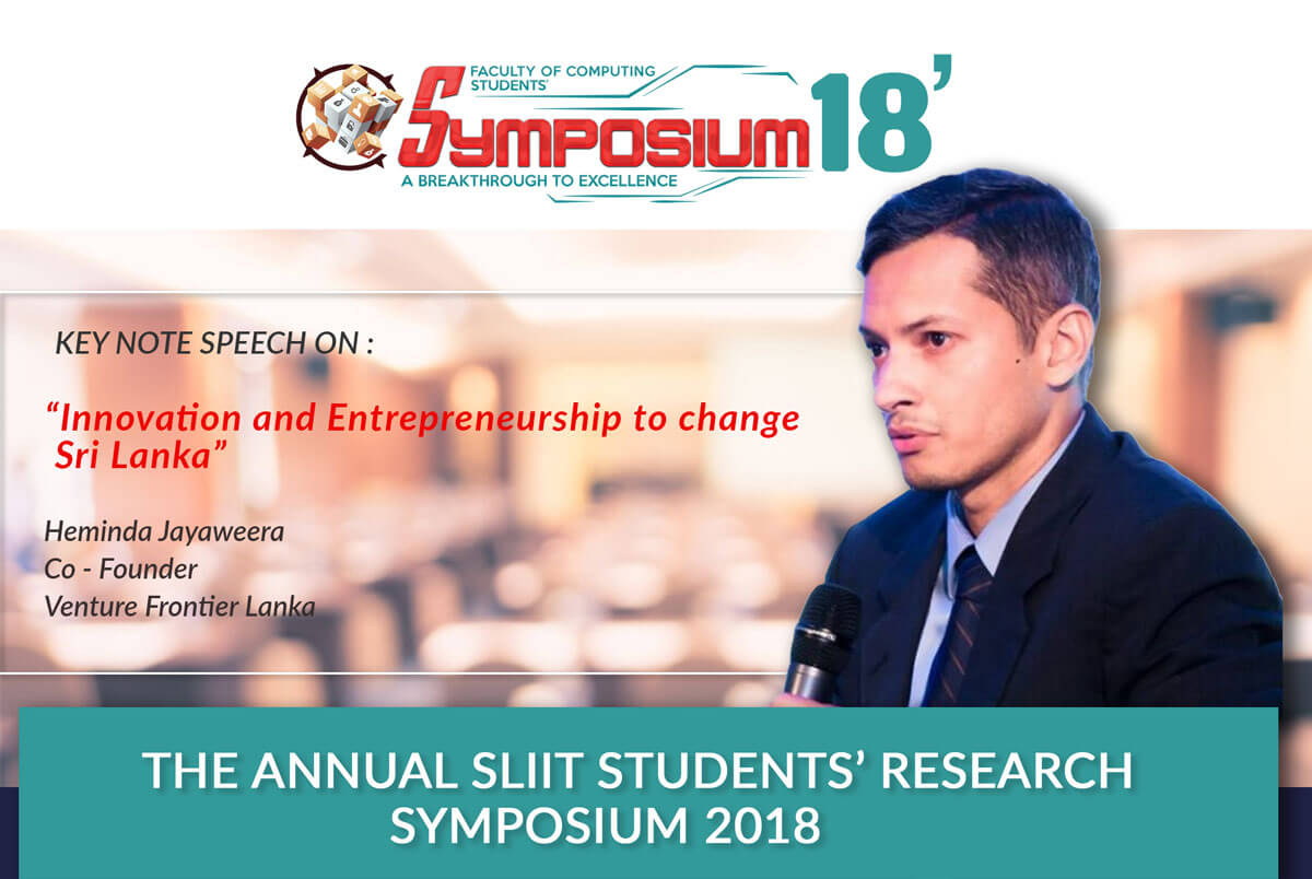 The-Annual-SLIIT-Students-Research-Symposium-2018