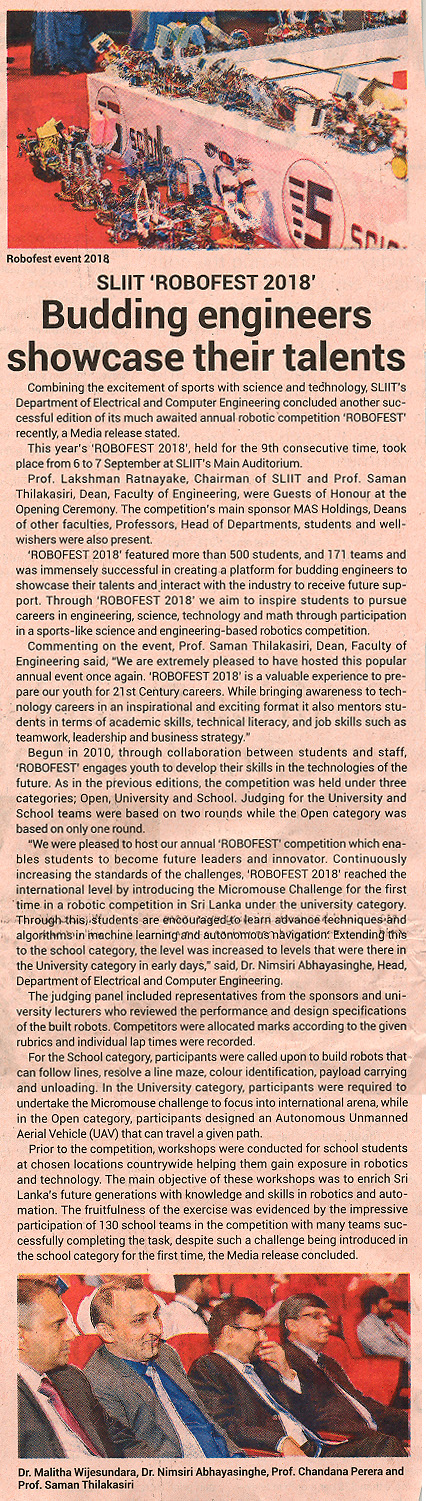 SLIIT-Robofest-2018-Budding-Engineers-Showcase-their-Talents-Daily-Ceylon-Today-17-10-2018