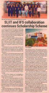 SLIIT-and-IFS-Collaboration-Continues-Scholarship-Scheme-Ceylon-Today-09-12-2018