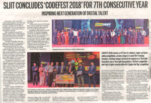 SLIIT-Concludes-CODEFEST-2018-for-7th-Consecutive-Year-Inspiring-Next-Generation-of-Digital-Talent-Sunday-Observer-04-11-2018