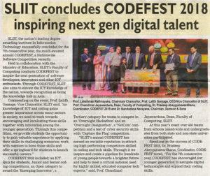 SLIIT-Concludes-CODEFEST-2018-Inspiring-Next-Generation-Digital-Talent-The-Island-05-11-2018