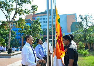 SLIIT-celebrated-Sri-Lankas-71st-independence-commemoration