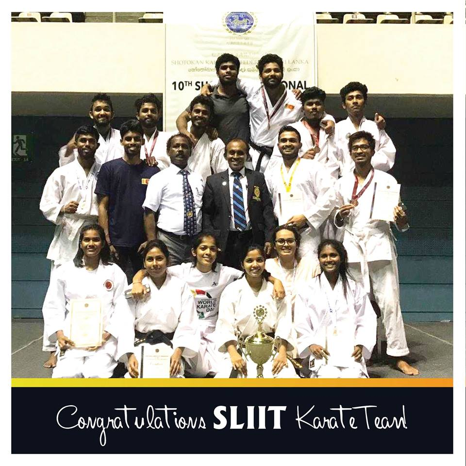 10th Shotokan National Karate Championship 2019 | SLIIT