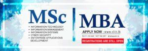 SLIIT-MSc-MBA-SriLanka-Post-Graduate