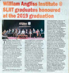William-Angliss-Institute-@-SLIIT-Graduates-Honoured-at-the-2019-Graduation