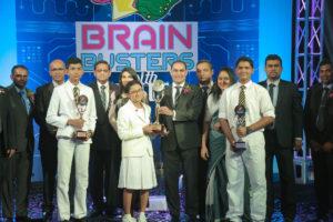 SLIIT-Brain-Busters-Winner-game-2019