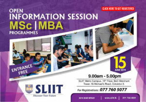 SLIIT-Masters-Open-Information-Session