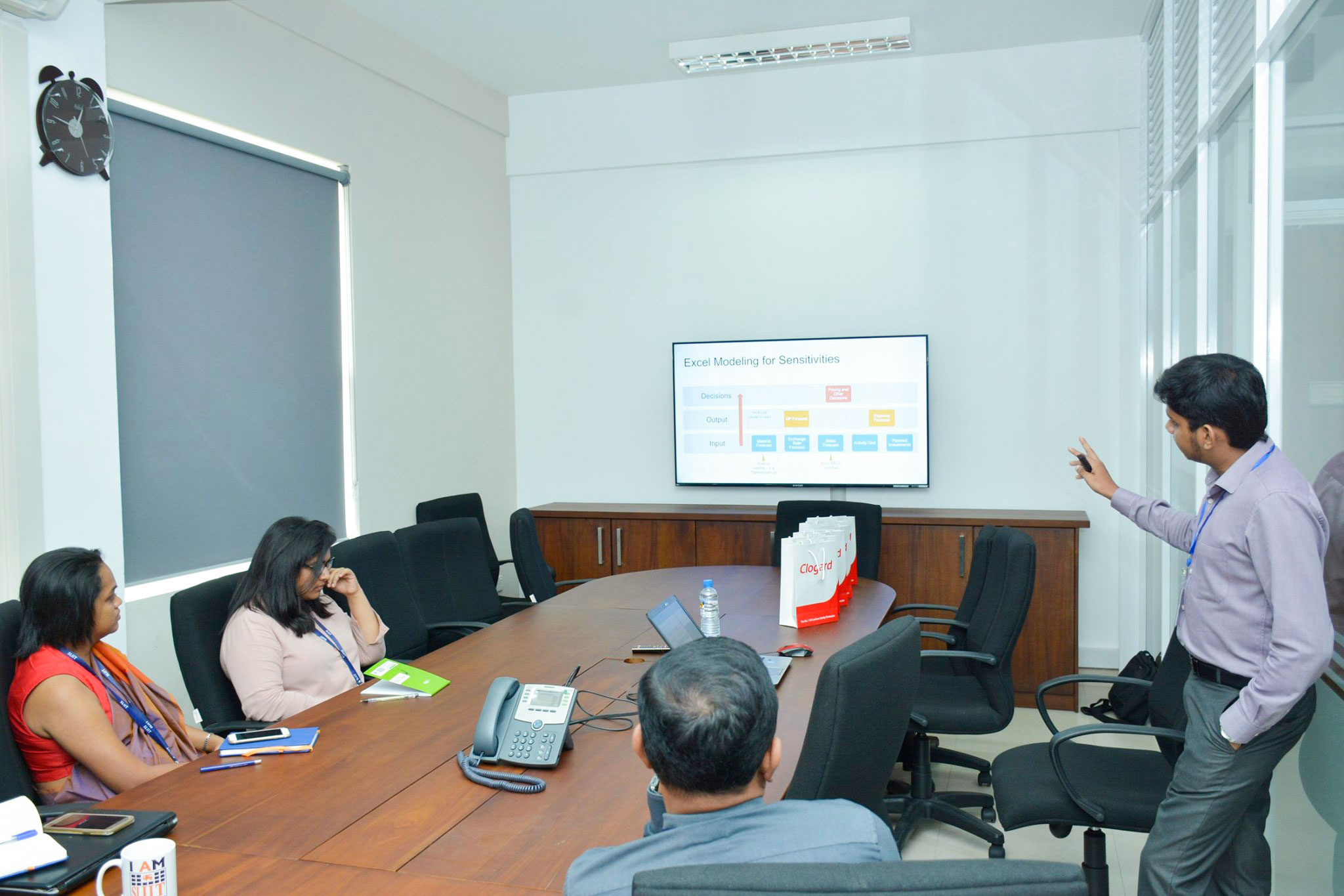 Use-of-Excel-in-Finance-Knowledge-Sharing-session
