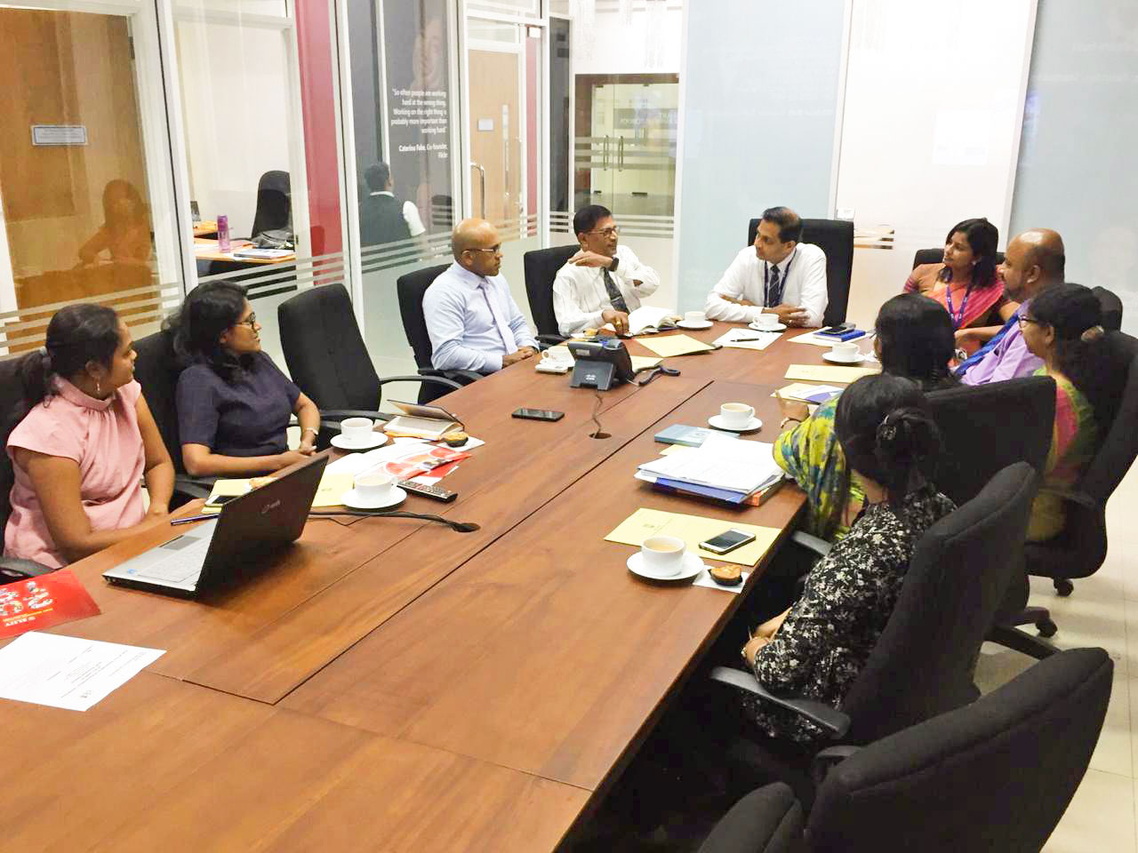 Preliminary-discussions-with-AAT-Sri-Lanka-SLIIT-Business-School