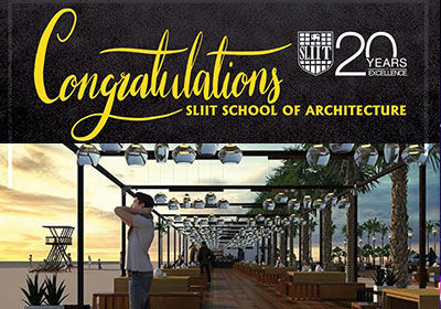 Congratulations-SLIIT-School-of-Architecture
