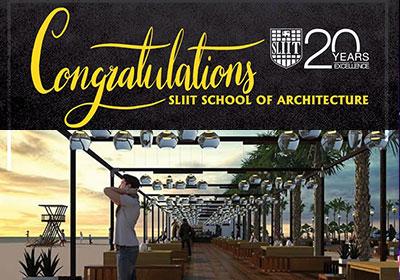 Congratulations-SLIIT-School-of-Architecture