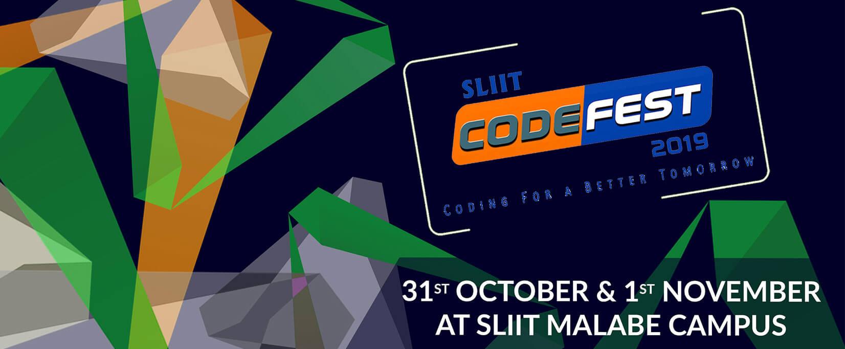 Codfest 2019