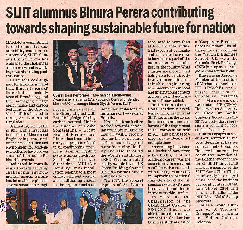 SLIIT-Alumnus-Binura-Perera-Contributing-towards-Shaping-Sustainable-Future-Daily-FT-18-07-2019-min1
