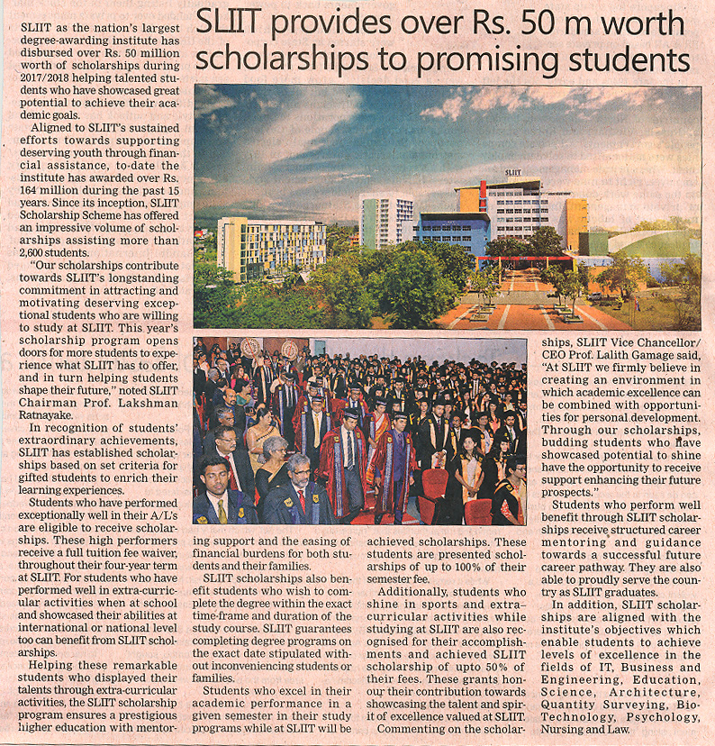 SLIIT-Provides-over-Rs.-50-mn-Worth-Scholarships-to-Promosing-Students-Daily-FT-03-07-2019