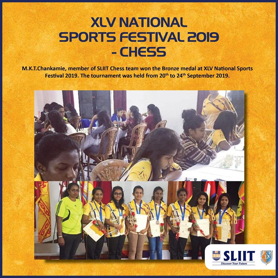 XLV National Sports Festival 2019 - Chess