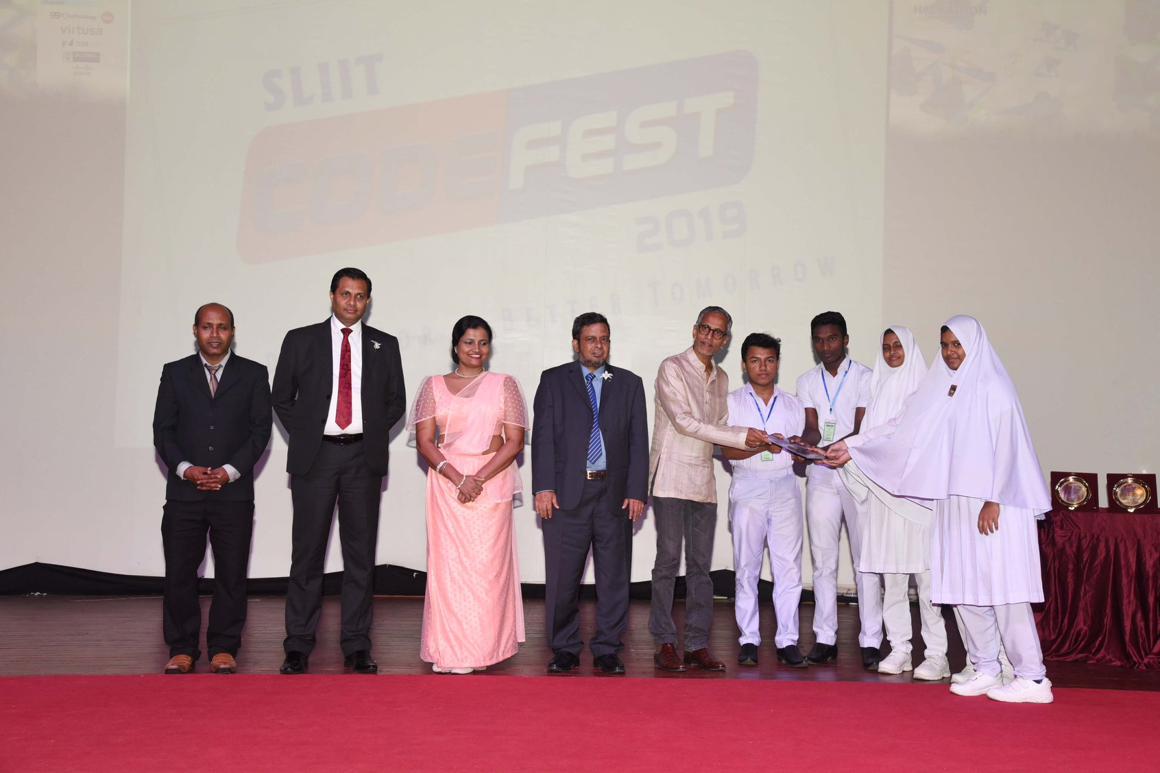SLIIT-CODEFEST-2019-