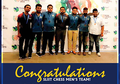 NSBM Green University USPORTS Chess Championship 2019