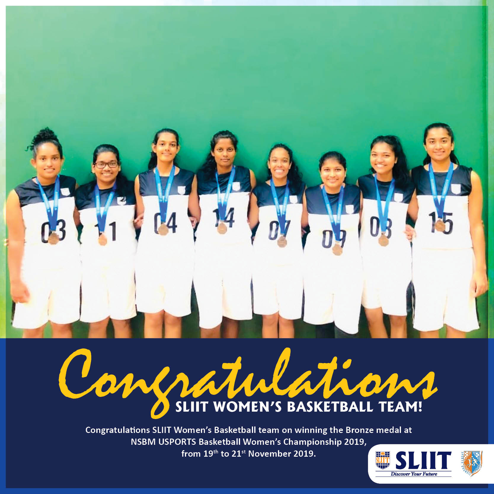 NSBM-Green-University-USPORTS-Basketball-Women's-Championship-2019