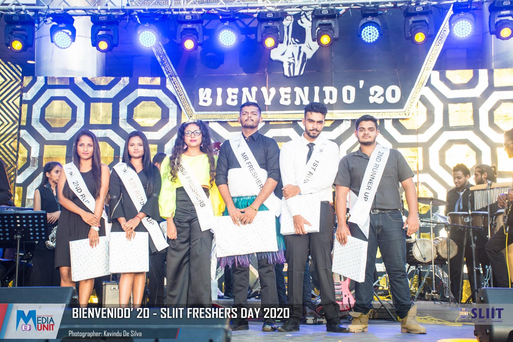 Bienvenido-20-SLIIT-Freshers-Day-2020-