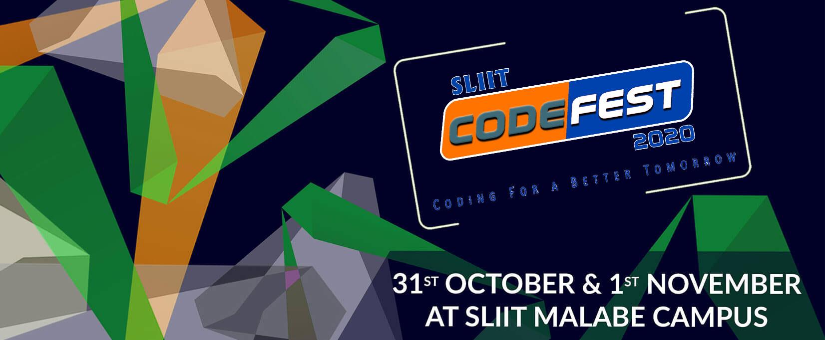 Codfest 2020